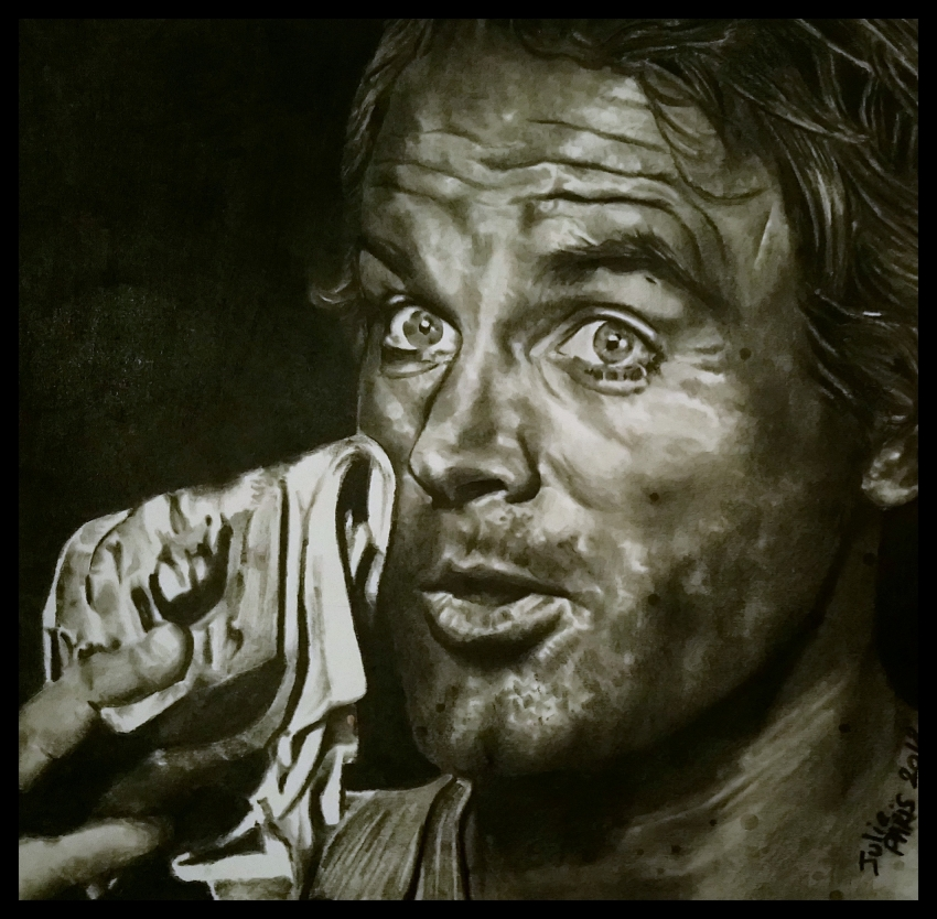 Terence Hill by sanaelle